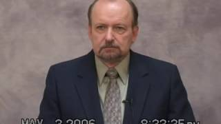 Video Deposition Example