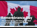 Remembrace Day - Brian Adams