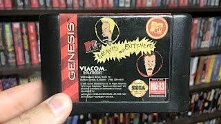 Beavis and Butt-Head (Sega Genesis) James & Mike Mondays