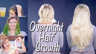 TOP 5 HOW TO GROW LONG HAIR FAST (Parody) | Milabu