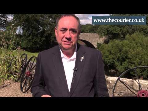 Alex Salmond on Prince Charles letter
