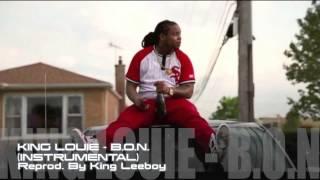 King Louie B O N Instrumental Reprod By King Leeboy