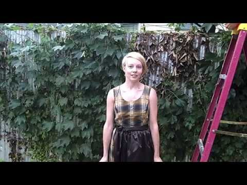 Rare Dirndl Designer takes on the ALS Ice Bucket Challenge