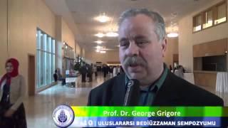 10 Uluslararası Bediüzzaman Sempozyumu   Prof Dr George Grigore İİKV Media