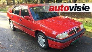 Peters Proefrit #42: Alfa Romeo 33 S 1.7 16V QV Permanent 4 (1992)