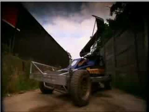 Fifth Gear Jason Crump v Tiff Needel, Speedway Bike Vs the Car