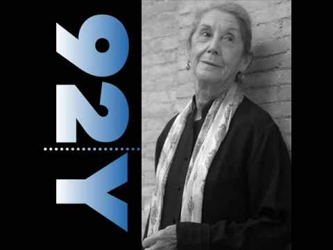 0 Nadine Gordimer at the 92nd Street Y: April 1961