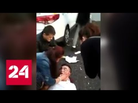 Сел в машину и наехал на людей: что было причиной страшной расправы в Марьине? - Россия 24