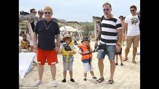 Elton john's Husband And Kids | Beautiful Moments