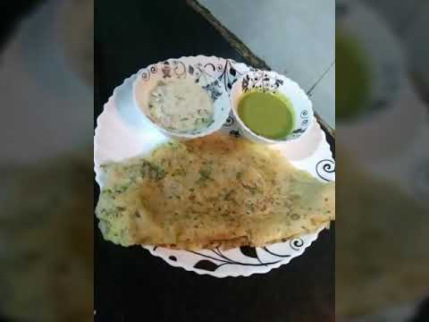 Rava Dosa quick recipe