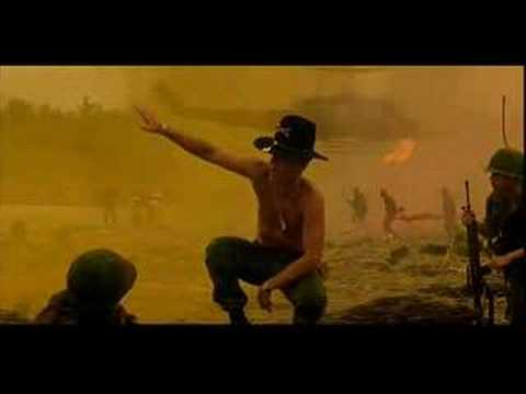 I love the smell of napalm in ... is listed (or ranked) 15 on the list The Greatest Movie Quotes of All Time
