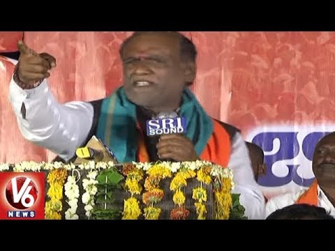 BJP Laxman Slams TRS Govt For Denying Rythu Bandhu Aid To Tenant Farmers | V6 News