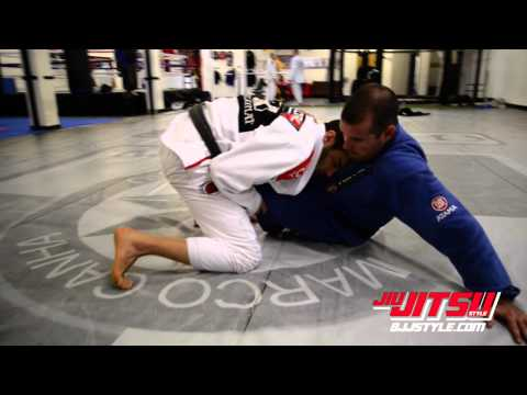 Shin to Shin Guard with Marco Canha