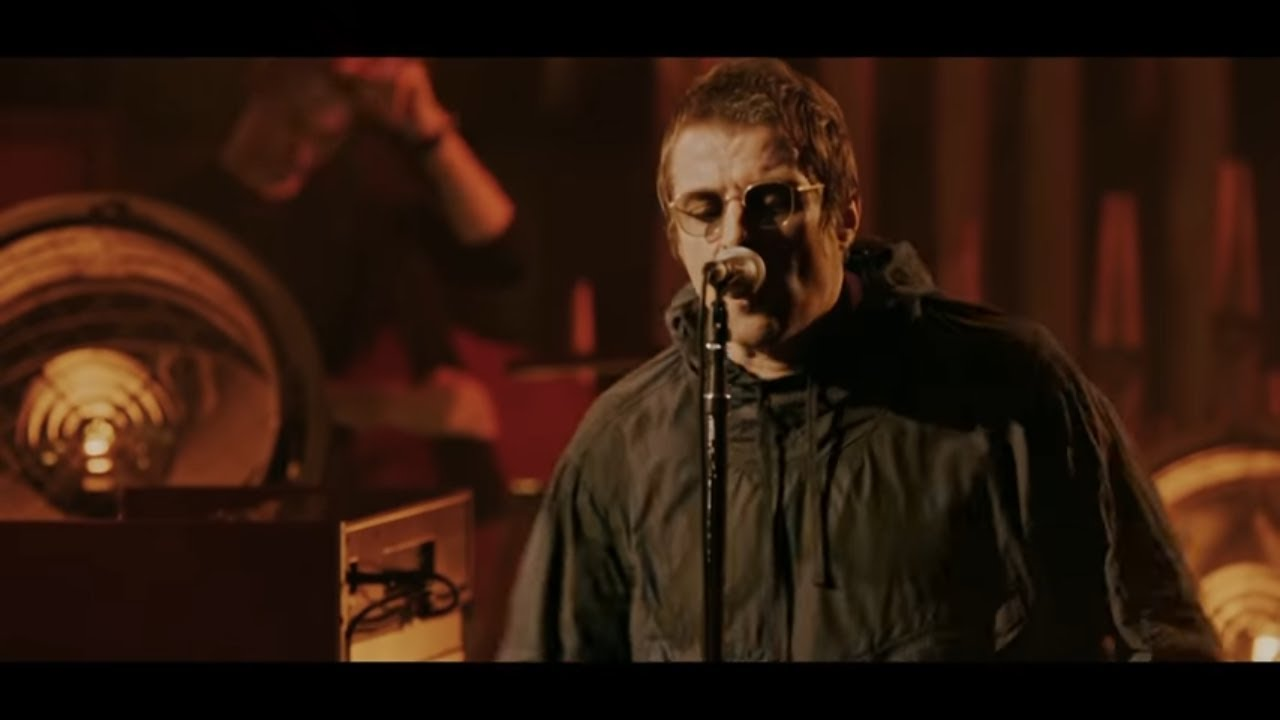 "Liam Gallagher - ""Gone (MTV Unplugged)""のライブ映像を公開 新譜「Mtv Unplugged (Live At Hull City Hall)」2020年4月24日発売予定 thm Music info Clip"