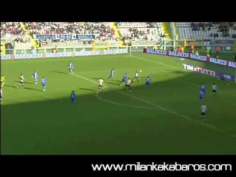 Alberto Aquilani V Brescia Match Compilation 20.03.2011