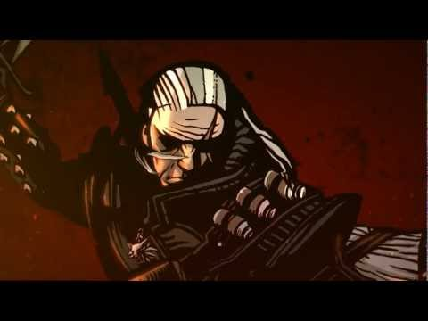 Geralt The Witcher Official The Witcher 2 Animation Trailer