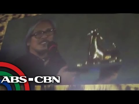 5-hour Lav Diaz Film Wins In Switzerland video