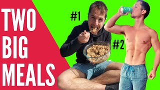 FULL DAY OF EATING (BIG VEGAN MEALS)