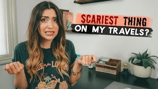 The SCARIEST Thing I've EVER DONE On My Travels...