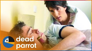 Green Wing | Series 2 Episode 6 | Dead Parrot