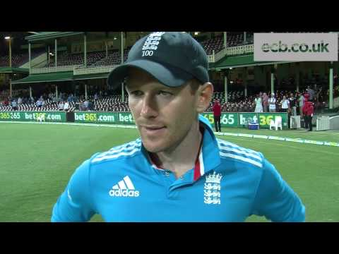Captain Eoin Morgan 'disappointed' to lose Tri-Series opener v Australia