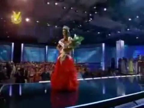 Stefania Fernandez Miss Universo 2009 X VENEVISION