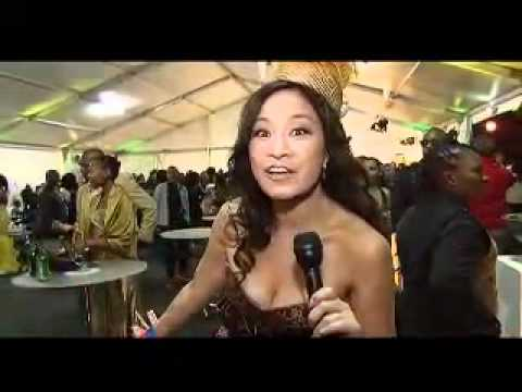 Jen Su At South African Music Awards 2011 - Sabc3 Expresso video