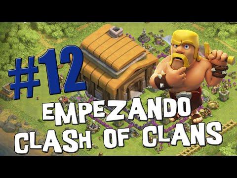 Nunca ataques con solo globos... - Empezando Clash of Clans con Android #12 [Español]