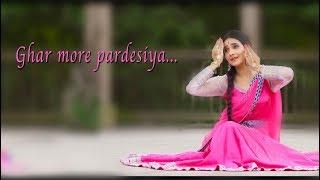Ghar More Pardesiya  Dance   Kalank