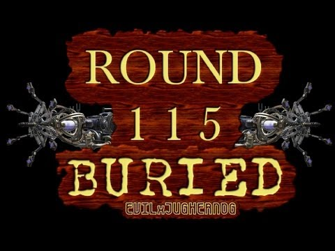 BURIED ZOMBIES: ROUND 115 *OVER 47,000+ KILLS* 1,000,000 POINTS!