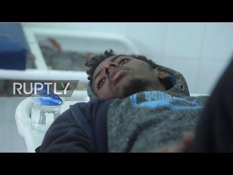 Libya: Migrant lorry crash kills at least 19