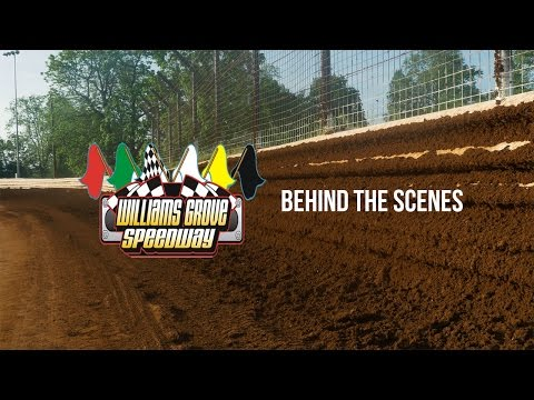 #DIRTCONFIRMED: Behind the Scenes at Williams Grove
