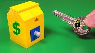 How To Make Mini LEGO SAFE