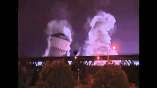 Chế cảnh các công trình sụp đổ theo kiểu anime [CuoiVoBung.Tk]