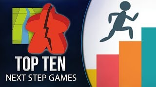 Top 10 Next Step Games - The Broken Meeple