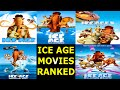 5 Ice Age Movies Ranked Worst To Best