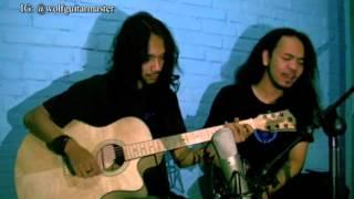 Wolf Guitar Master Sample Sound Full Maple Wood