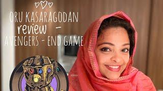 Avengers - End Game - Oru Kasaragodan malayalam Movie Review