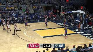 Kaiser Gates with 24 Points vs. Fort Wayne Mad Ants