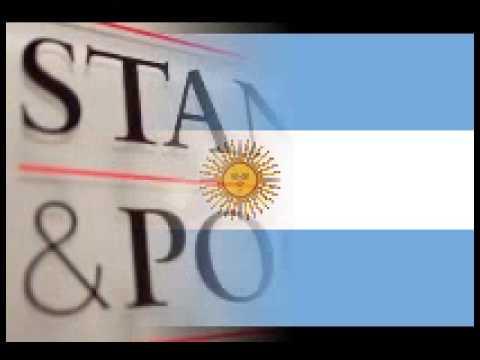 Rebaja S&P la nota de Argentina a default selectivo