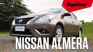 5 things we like about the Nissan Almera