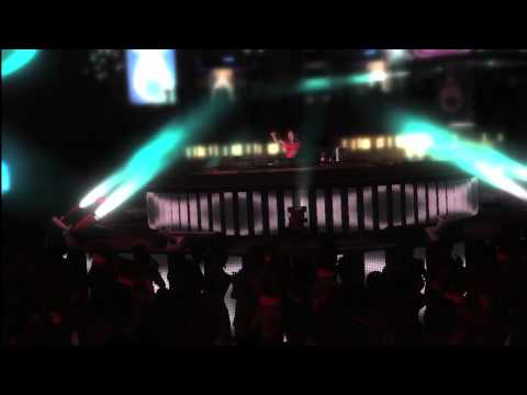 Dj Hero 2 - Tiësto - I Will Be Here Vs. Speed Rail video