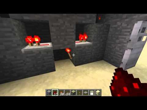 Minecraft - Les MDC 38 L'entrée des redstoniens !
