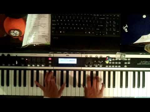 【Piano】 Boku no Takaramono - Seitokai Yakuindomo