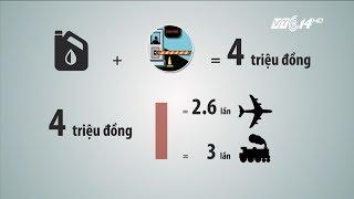 (VTC14)_Đi từ Bắc vào Nam hết bao nhiêu tiền phí cao tốc?