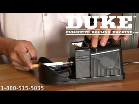 THE DUKE Cigarette Rolling Machine