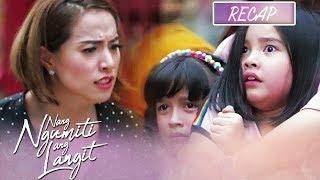 Karina tries to hurt Mikmik | Nang Ngumiti Ang Langit Recap (With Eng Subs)