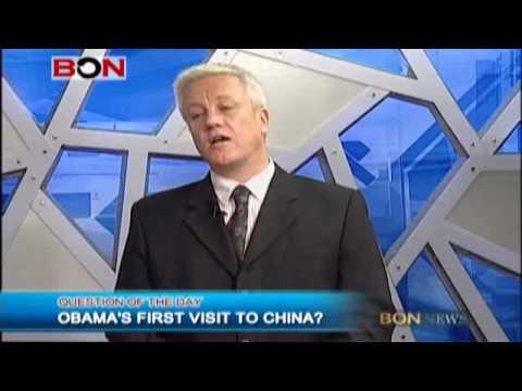 Obama's First Visit To China?