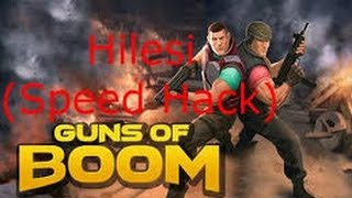 GUNS OF BOOM HİLESİ (ROTLU)
