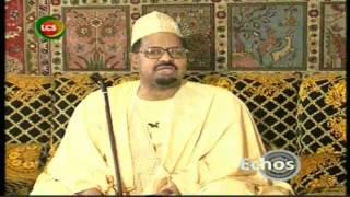 Echos avec Ahmed Khalifa Niass